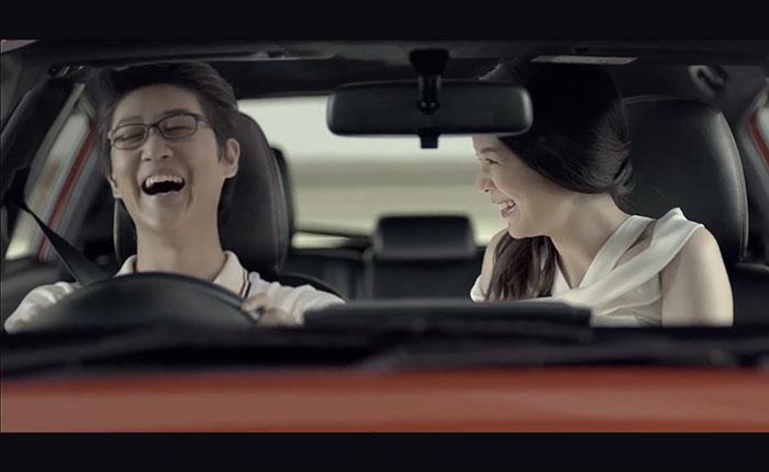 โตโยต้า ปล่อยวิดีโอสะท้อนให้เห็นความสุขที่อยู่ตรงหน้า