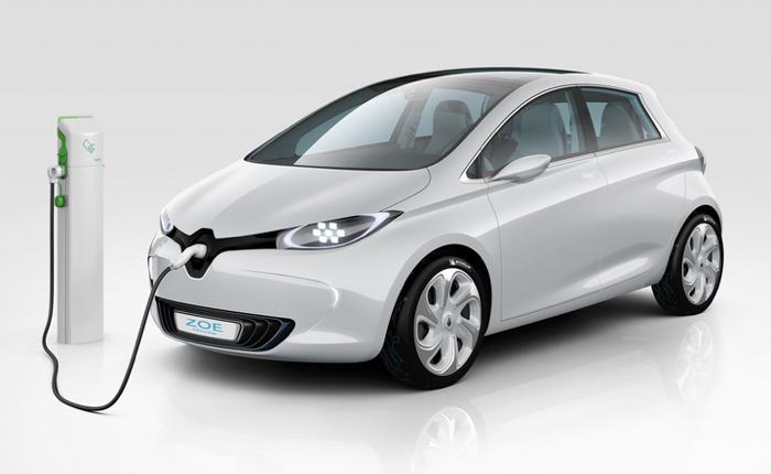 รถไฟฟ้า Renault แปลงกายเป็นแท็กซี่ Uber ใครเรียกขึ้นคือฮีโร่รักสิ่งแวดล้อมโดยไม่รู้ตัว!