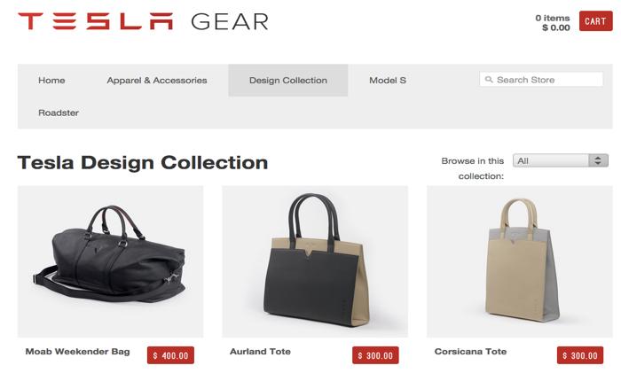 Tesla เดินหน้าสู่ Lifestyle Brand ออกคอลเล็กชันของใช้ทำจากวัสดุเหลือใช้รถหรู!