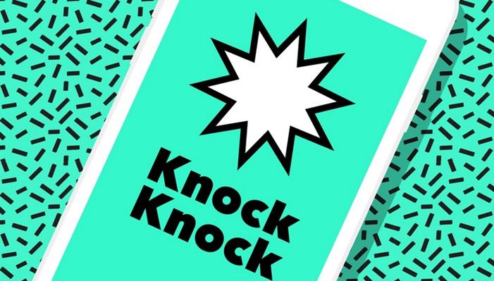 Knock Knock แอพฯสุดล้ำเชื่อมต่อกันได้ข้ามแฟลตฟอร์มเพียง'ก๊อก'