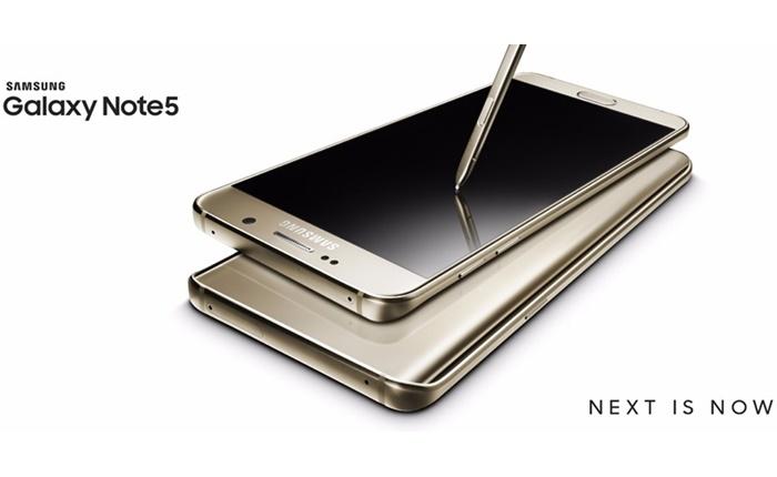 """ซัมซุงเปิดตัว """"กาแลคซี่ โน้ต 5"""" แฟล็กชิพจอใหญ่ พร้อมปากกา S Pen บันทึกทุกไอเดียทันใจ ปักหมุดผู้นำสมาร์ทโฟนตัวจริง"""