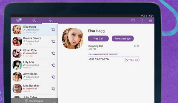 Viber อัพเกรดเพิ่มฟีเจอร์และระบบสติ๊กเกอร์แล้ว