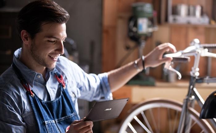 เอซุสเปิดตัว 'ZenPad' แท็บเล็ตเครื่องแรกที่สามารถเปลี่ยนฝาหลังได้