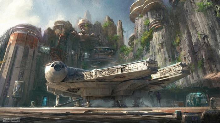 Disney Land เตรียมสร้าง Star Wars Land เพิ่มในสวนสนุก