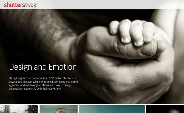 Shutterstock เผยเทรนด์ Design และ Emotion ของภาพในปี 2015