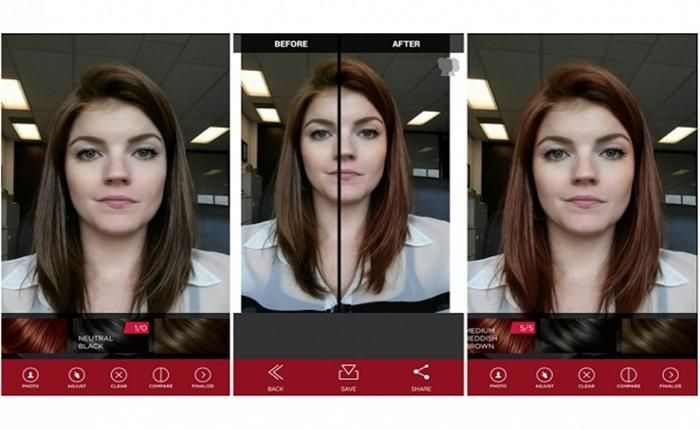 แอพฯ ที่ช่วยให้การ 'เปลี่ยนสีผม' เป็นเรื่องง่าย ให้เห็นภาพเสมือนจริงก่อนซื้อ