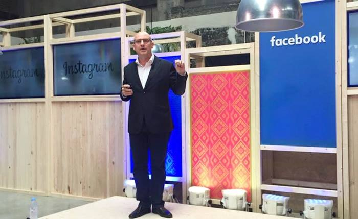 Facebook แถลงเปิดสำนักงานที่ไทย ย้ำพร้อมเป็นสะพานเชื่อมกลุ่มธุรกิจในไทย