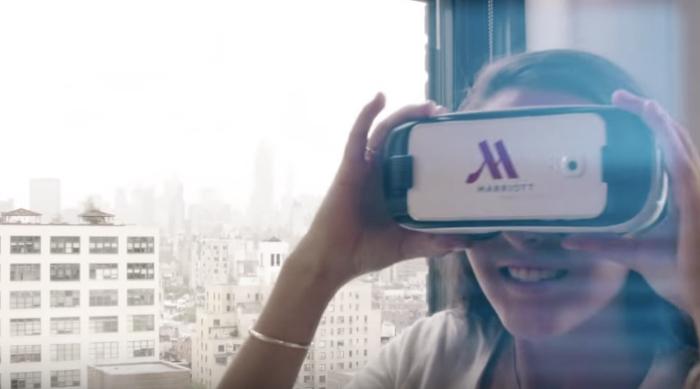 โรงแรม Marriott ใช้แว่นตา 3 มิติ กระตุ้นให้คนยิ่งรู้สึกอยากเที่ยว!