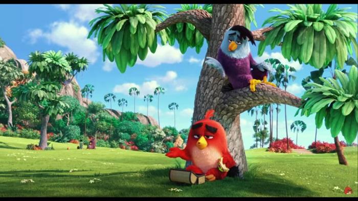Angry Birds The Movie ปล่อยเทรเลอร์-ความหวังต่อลมหายใจค่าย Rovio