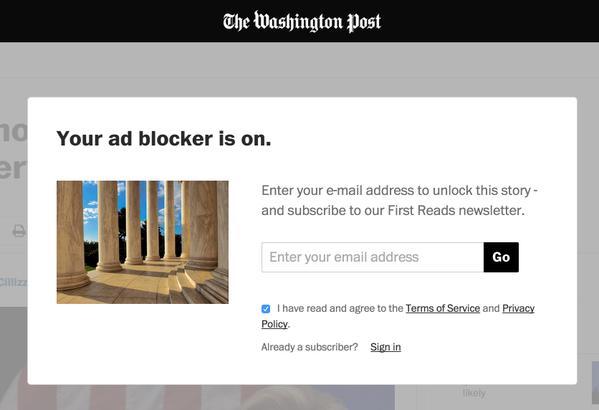 Ad Blocker อนาคตที่มาแน่นอน ที่คนโฆษณาต้องเตรียมรับมือ