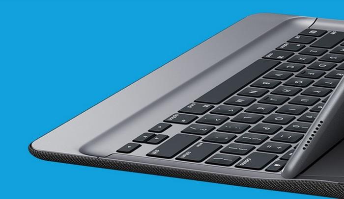 Logitech ผลิตคีย์บอร์ดใช้กับ iPad Pro แบบไม่ต้องชาร์จแบต