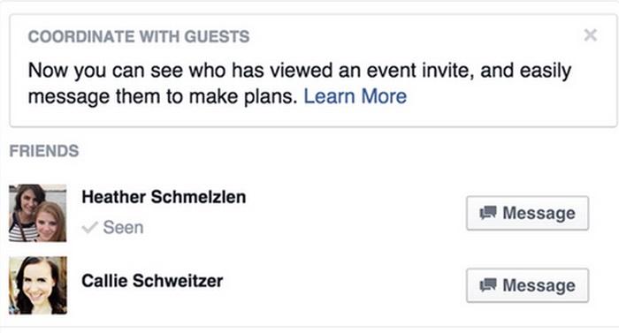 Facebook จะทำให้คุณแอบเนียนไม่ไปปาร์ตี้เพื่อนได้ยากขึ้น