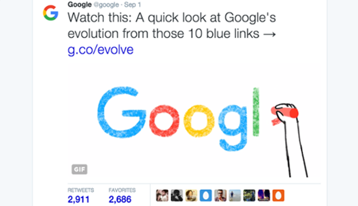 3 บทเรียนที่เราได้จากการรีดีไซน์โลโก้ Google