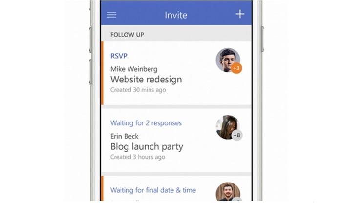 แอพ invite ใหม่จาก Microsoft ช่วยให้การนัดหมายและจัดตารางทำได้ง่ายขึ้น