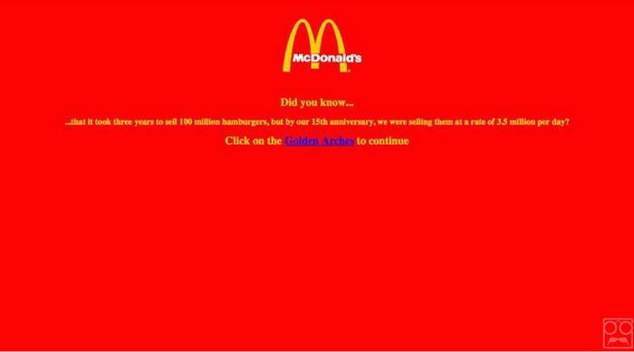 McDonald's 700