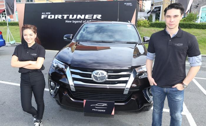 เปิดประสบการณ์ในการขับขี่ที่เหนือนิยามแห่งศักดิ์ศรีไปกับสุดยอดรถ All New Fortuner ณ Tosscana เขาใหญ่