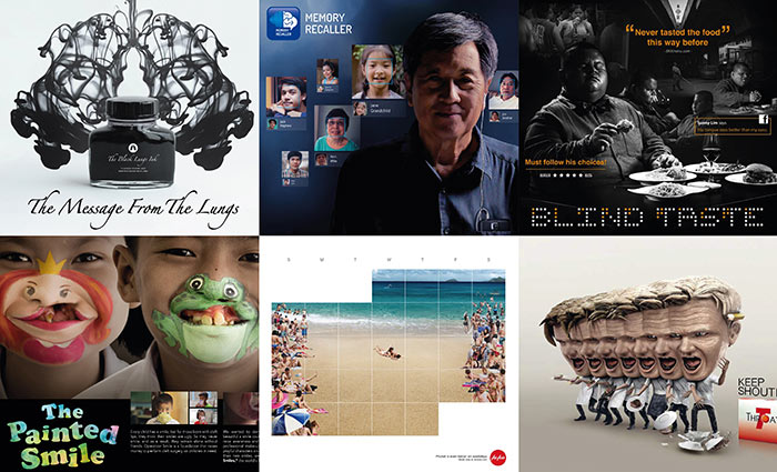 The Message from the lungs คว้ารางวัล Innovative ที่ Clio Awards 2015