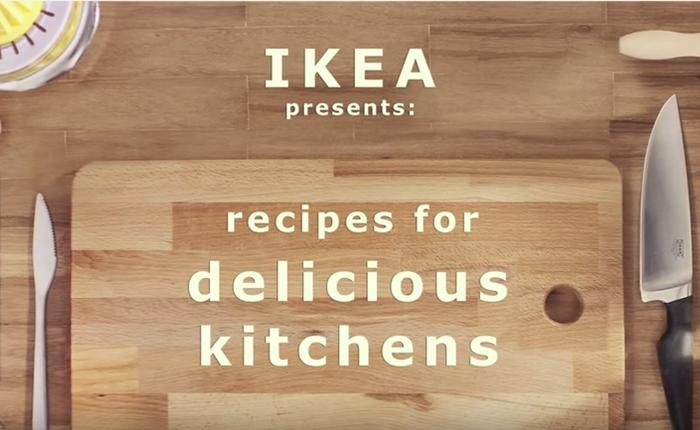 ชวนดู IKEA Cook สูตรลับสร้างความลงตัวให้ห้องครัว
