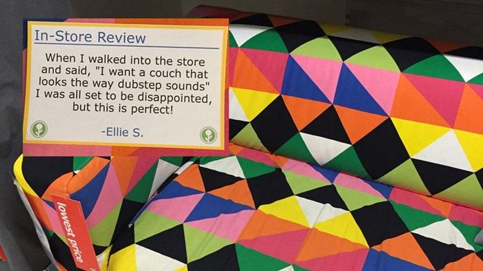 IKEA ตามกระแสรีวิวออนไลน์-พาไอดอลตลกออนไลน์แนะนำสินค้าแบบแนวๆ