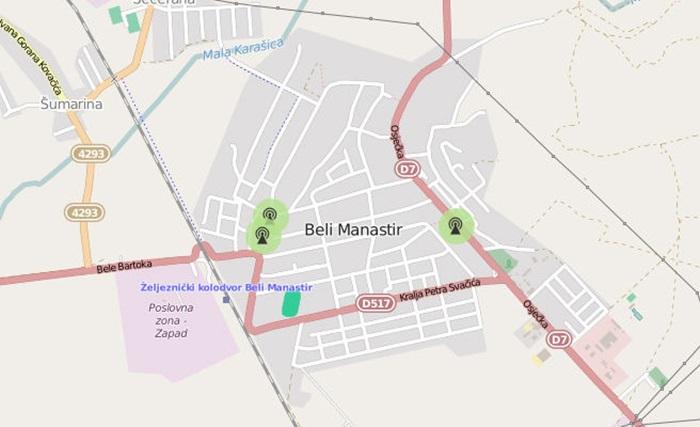 open-net-map