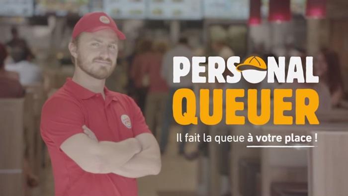 Burger King ฝรั่งเศสส่งแอพฯใหม่บริการต่อแถวฟรี