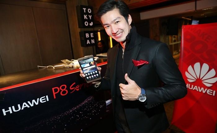"""รีวิวแบบใช้จริง สมาร์ทโฟนเรือธง """"P8 Series"""" จาก Huawei ตอบโจทย์คนรุ่นใหม่"""