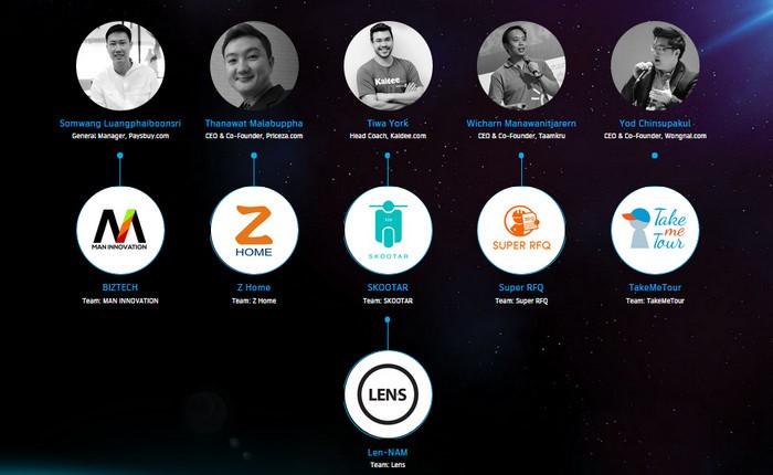 dtac ได้ 6 ทีม Startup พร้อมเข้าสู่รอบสุดท้ายโครงการ dtac Accelerate batch #3
