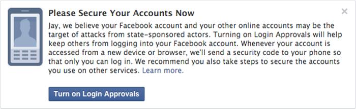 Facebook Gov