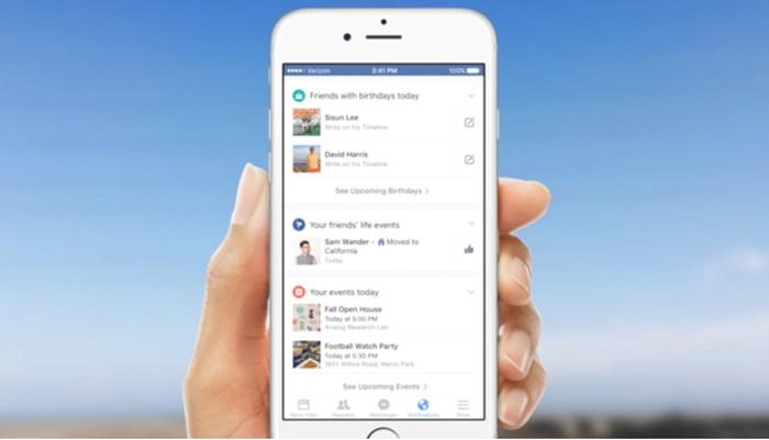 Facebook เผยฟีเจอร์ใหม่ช่วย notification แจ้งเรื่องราวได้หลากหลาย