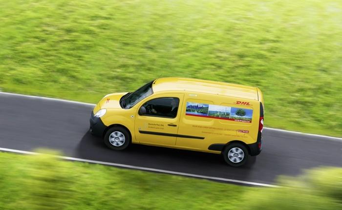 DHL บรรลุเป้าหมายการจัดการคาร์บอนได้เลขสองหลักในปี 57
