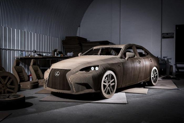 Lexus origami