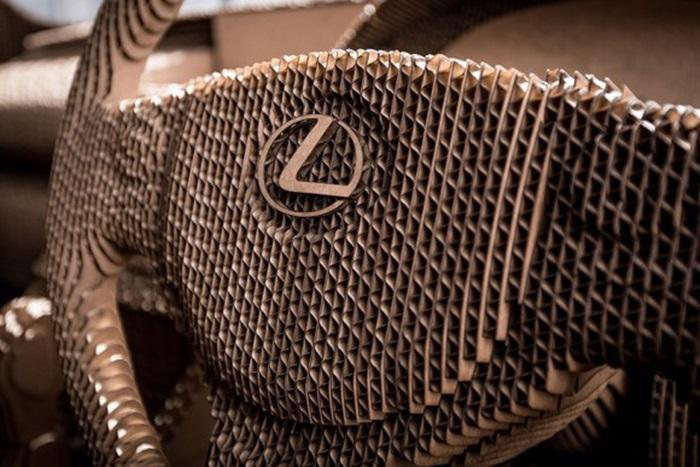 Lexus origami8