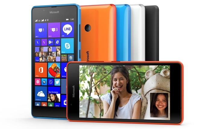 Lumia ให้คุณพร้อมทุกสถานการณ์ ไม่ว่าจะเรื่องงาน การใช้ชีวิต และความบันเทิง