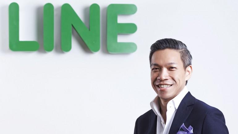 """""""อริยะ พนมยงค์"""" กรรมการผู้จัดการ LINE ประเทศไทย คนแรก"""
