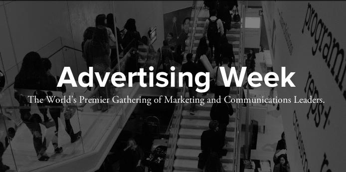 5 เรื่องเด่นที่เป็นประเด็นการพูดคุยใน Advertising Week XII ที่ New York
