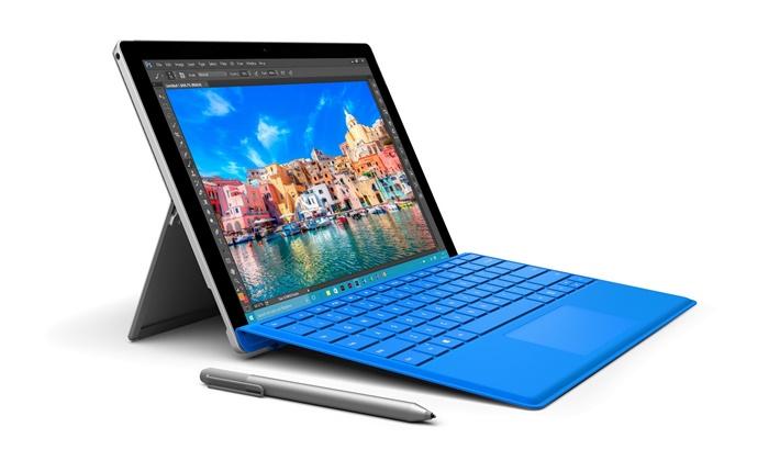 ไมโครซอฟท์ พร้อมเปิดจอง Surface Pro 4 บน Windows 10 ในไทยแล้ววันนี้