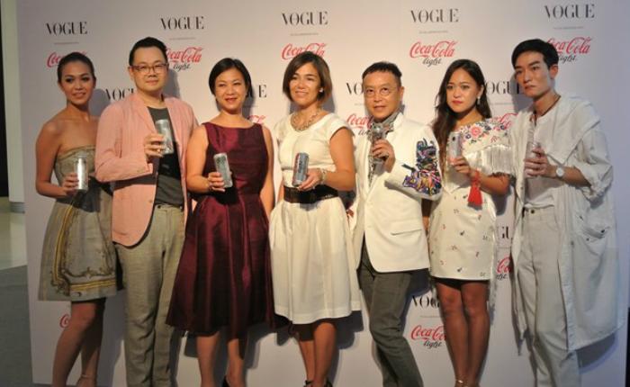 """กระแสดี """"Vogue X Coca-Cola light Fashion Can"""" จัดต่อเนื่องปีที่ 2 ได้ 4 ดีไซน์เนอร์ชั้นนำไทย ร่วมสร้างสรรค์"""