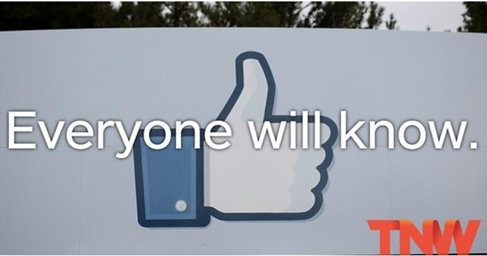 """จู่ๆ Facebook แบนประโยค """"Everyone will know"""" ด้วยข้อหาสแปม"""