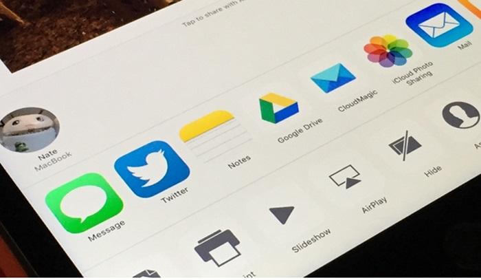 Google Drive สำหรับ iOS ช่วยเก็บรูปภาพได้มากขึ้น