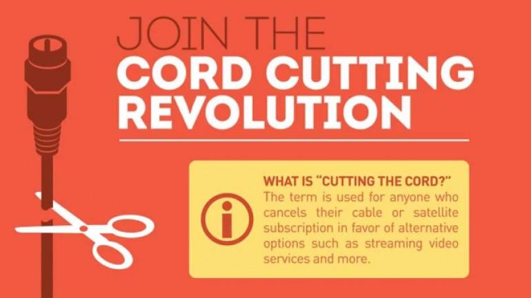 Cutting the cord ศัพท์นี้ที่คนทำการตลาดผ่าน TV ควรรู้ไว้