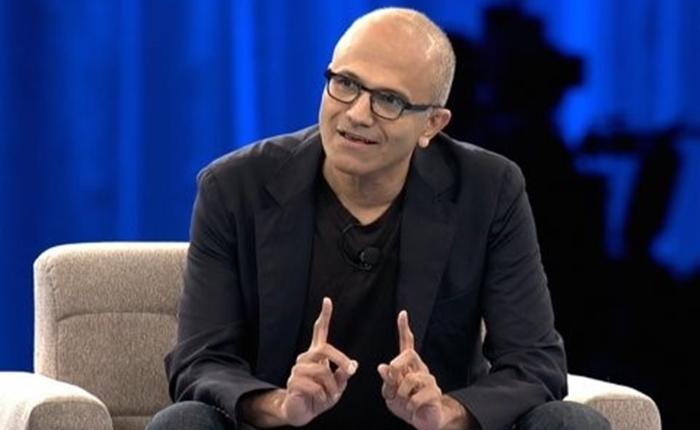 """มาฟัง """"3 ความมุ่งมั่นสำคัญ"""" ของ Microsoft ผ่านซีอีโอ Satya Nadella"""