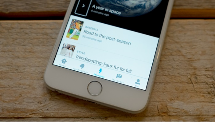Twitter ส่งฟีเจอร์ใหม่ Moments ช่วยผู้ใช้ติดตามอีเวนท์ได้ดีขึ้น