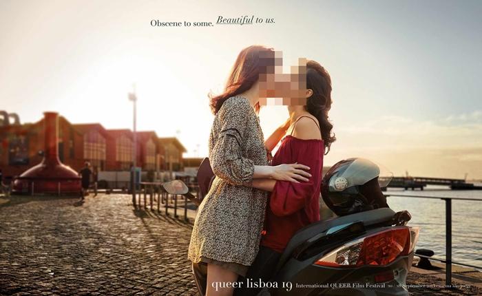 """Print Ads สะท้อนสังคม """"ความรักไม่ใช่เรื่องที่ควรจะเซ็นเซอร์"""""""