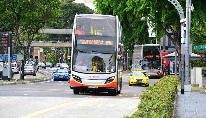สิงคโปร์วางแผนทดลองรถเมล์ไร้คนขับปลายปี 2016