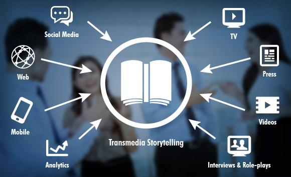 Transmedia Storytelling รูปแบบ Content Marketing ผ่าน Multi Platform