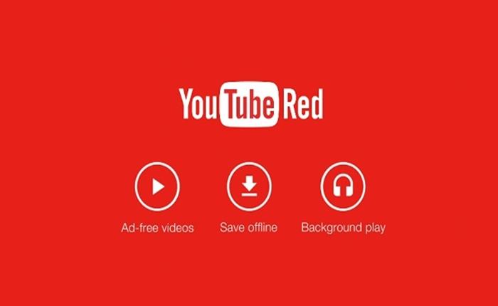Youtube Red บริการใหม่ ดูวิดีโอได้ แบบไร้โฆษณา!