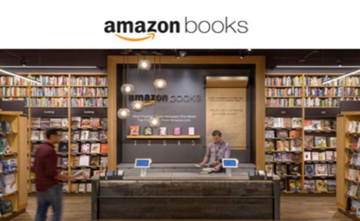 ในที่สุดก็ได้ฤกษ์ Amazon เปิดร้านหนังสือของตัวเองแล้ว สาขาแรกที่ซีแอทเทิล