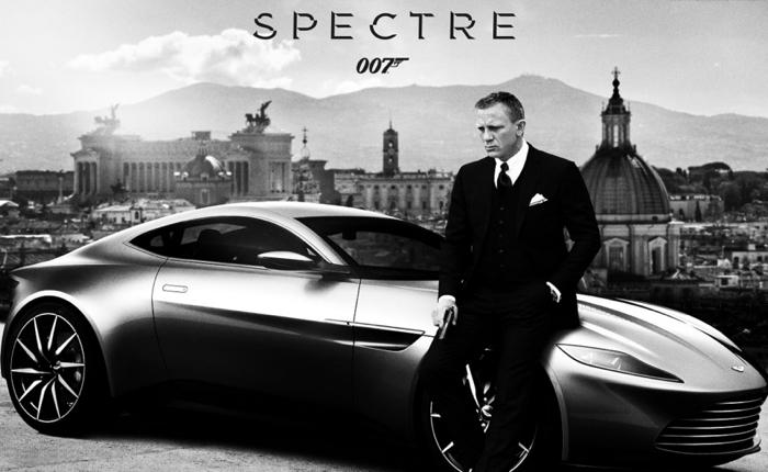 ซูมกันจะๆ 8 แบรนด์ดังแฝงตัวอยู่ในหนังสายลับฮอต 007 Spectre