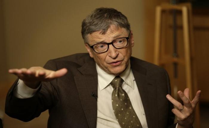 บิล เกตส์ ทุ่มบริจาคหลายพันล้านดอลลาร์กู้วิกฤติมลพิษโลก