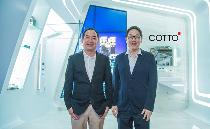 คอตโต้ พัฒนานวัตกรรมสินค้า ก๊อกน้ำ สุดยอดดีไซน์ ตอบโจทย์ไลฟ์สไตล์คนรุ่นใหม่